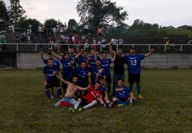"""Ekipa """"Jedinstvo"""" Vučkovci je osvajač kupa općine Gradačac za sezonu 2018/19 !"""