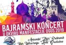 """Poziv: Bajramski koncert Ansambla """"Zefir"""" i Hora """"Žene Gradačaca"""" u Srebreniku"""