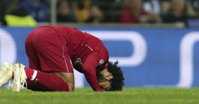 """Salah inspirisao navijača da pređe na islam: Volio bih ga upoznati i da mu kažem """"šukran"""""""