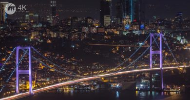 Veličanstveni ISTANBUL u 4K rezoluciji