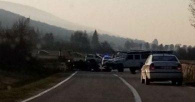 U teškoj nesreći život izgubilo četvero mladih ljudi, dva mladića i dvije djevojke
