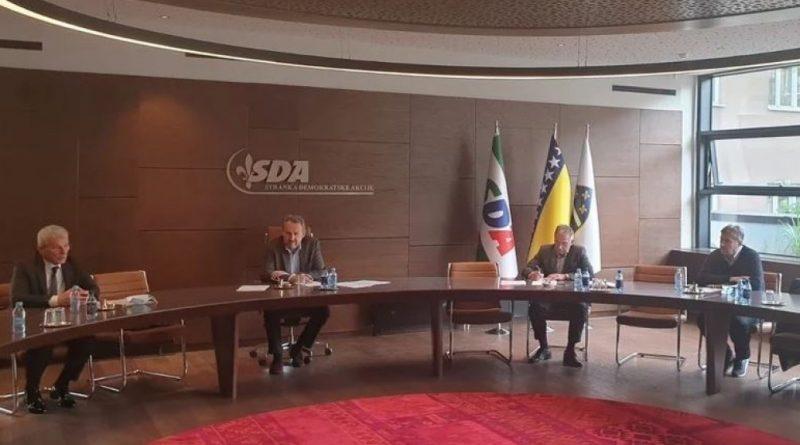 SDA poziva SIPA-u, Sud i Tužilaštvo BiH da odmah puste Novalića na slobodu