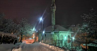 Sviračka džamija-najstarija sačuvana građevina u našem gradu