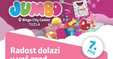 JUMBO BiH otvara novu poslovnicu u Tuzli